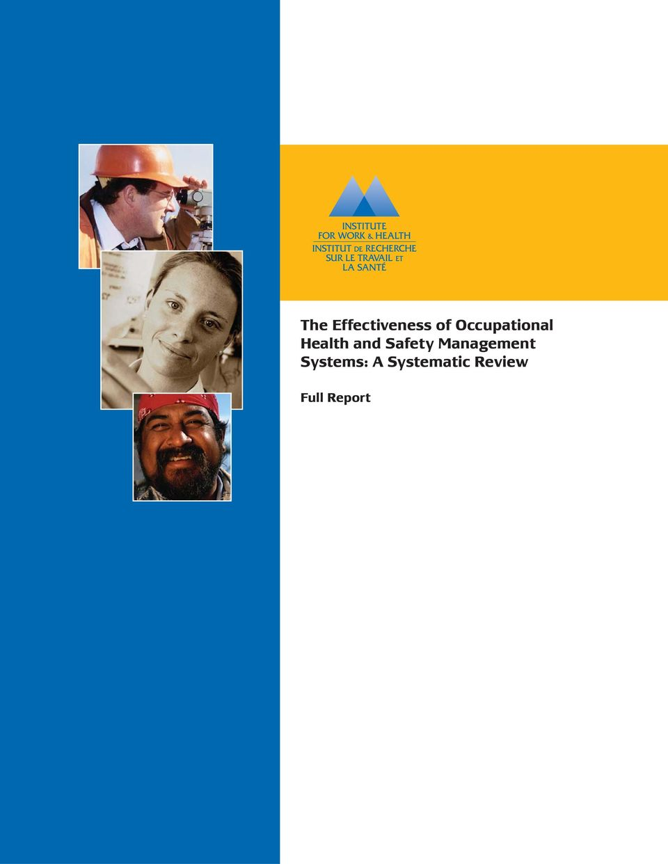 occupational health and safety management+thesis