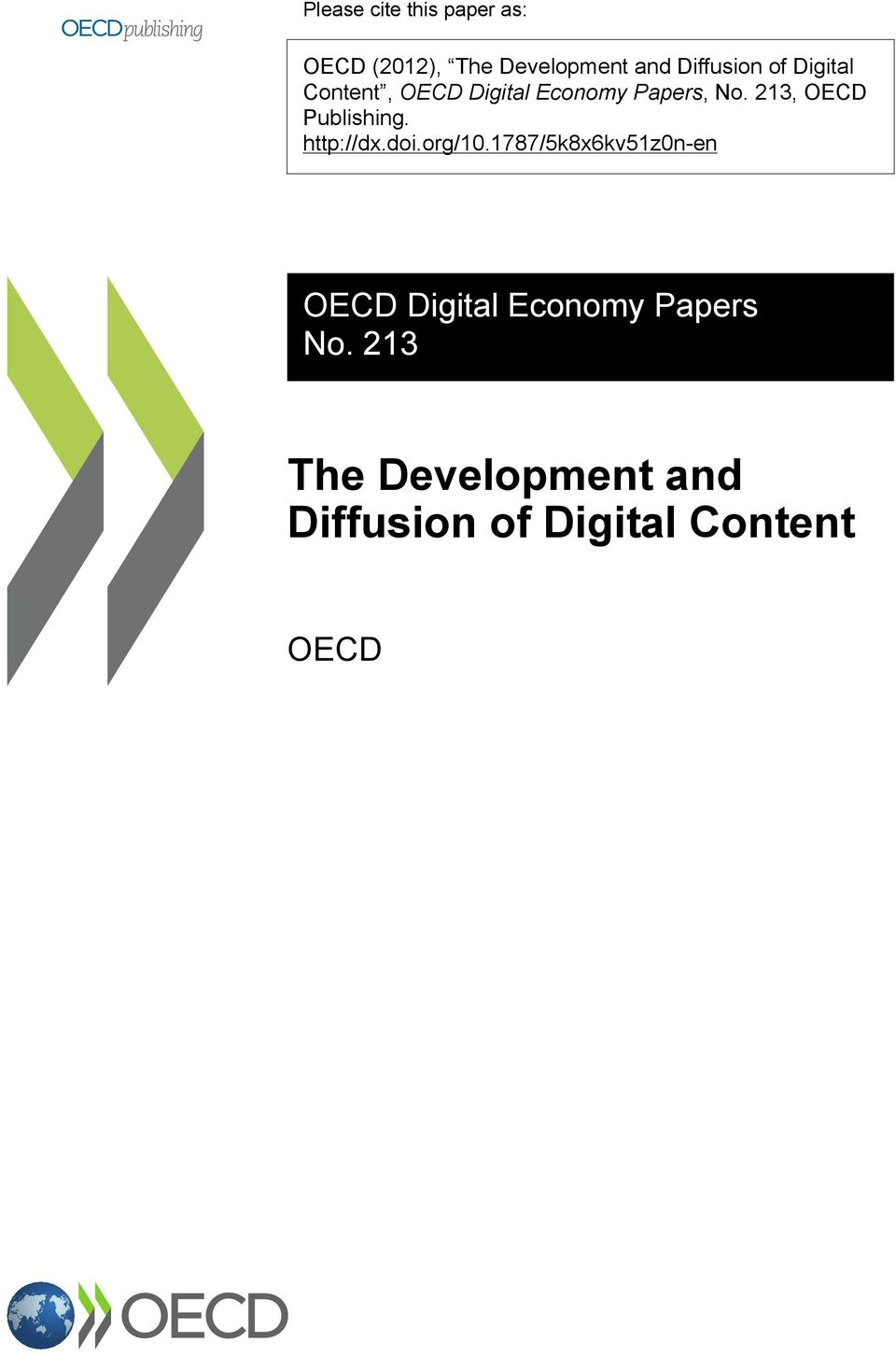 213, OECD Publishing. http://dx.doi.org/10.