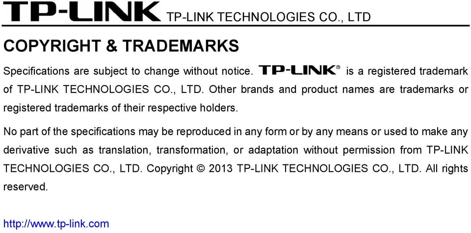 Other brands and product names are trademarks or registered trademarks of their respective holders.