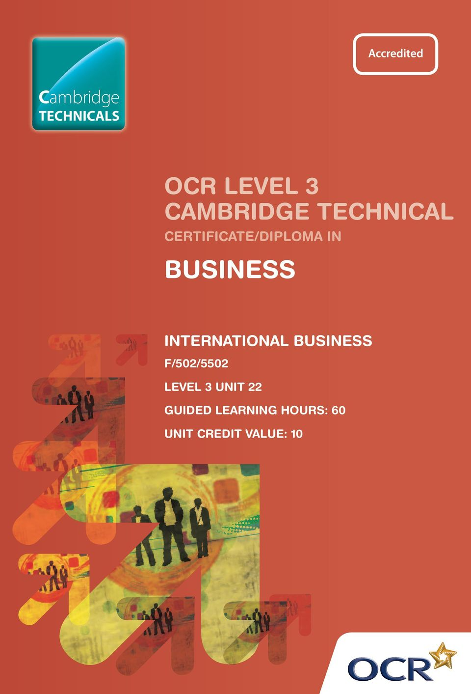 INTERNATIONAL BUSINESS F/502/5502 LEVEL 3