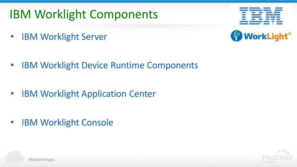 Device Runtime Components IBM