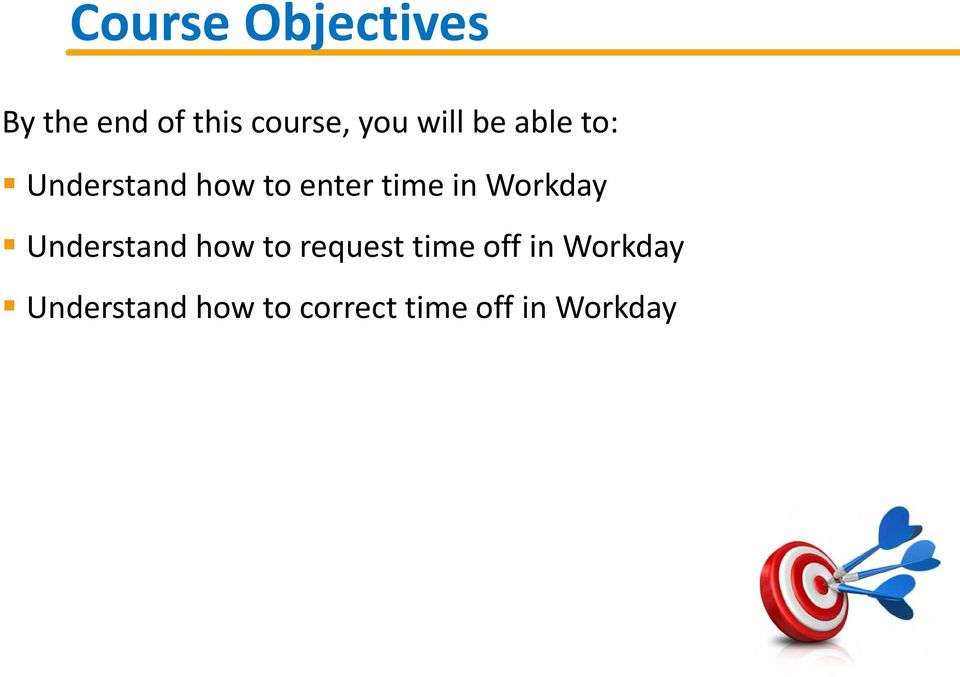 Workday Understand how to request time off in