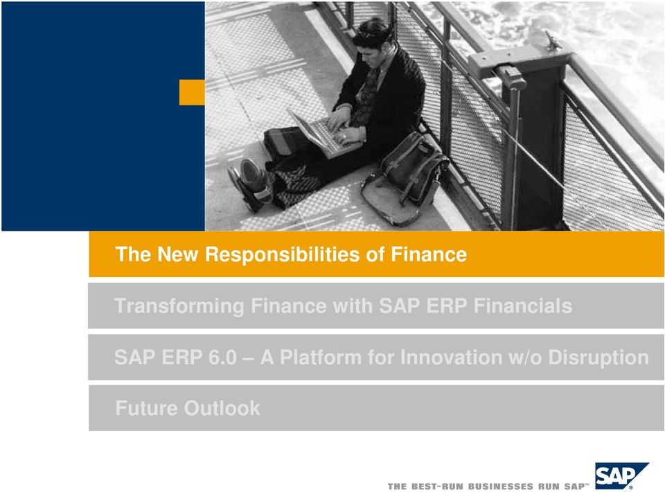 Financials SAP ERP 6.
