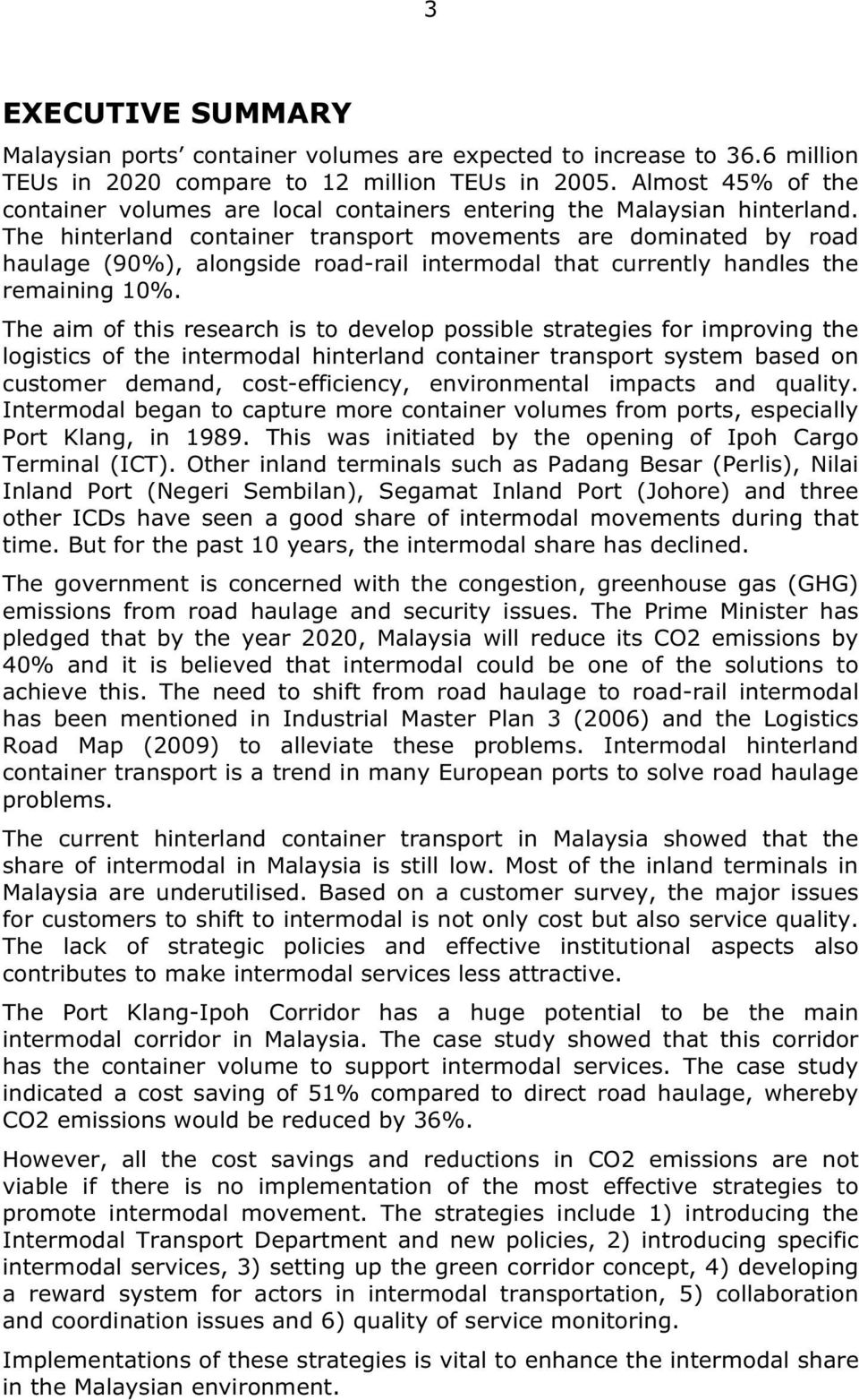 chapter 2 literature review 2 1 environmental quality in malaysia 1 chapter 1: introduction  the literature review presented in chapter 2 highlights a number of limitations to the  environmental differences influence teachers.