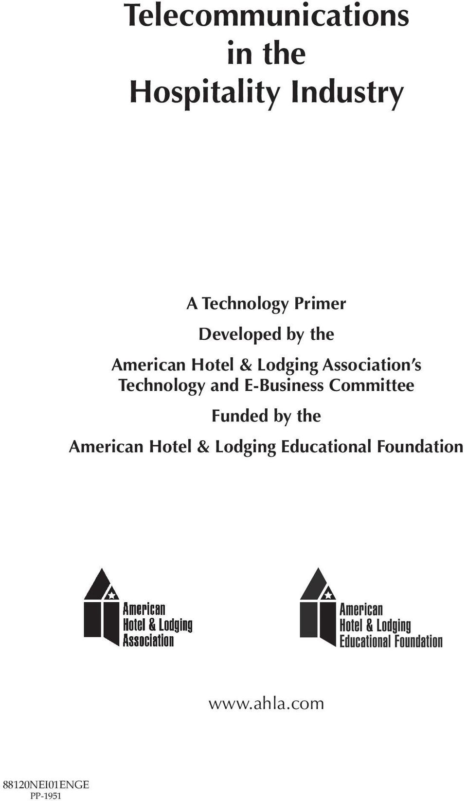 Technology and E-Business Committee Funded by the American