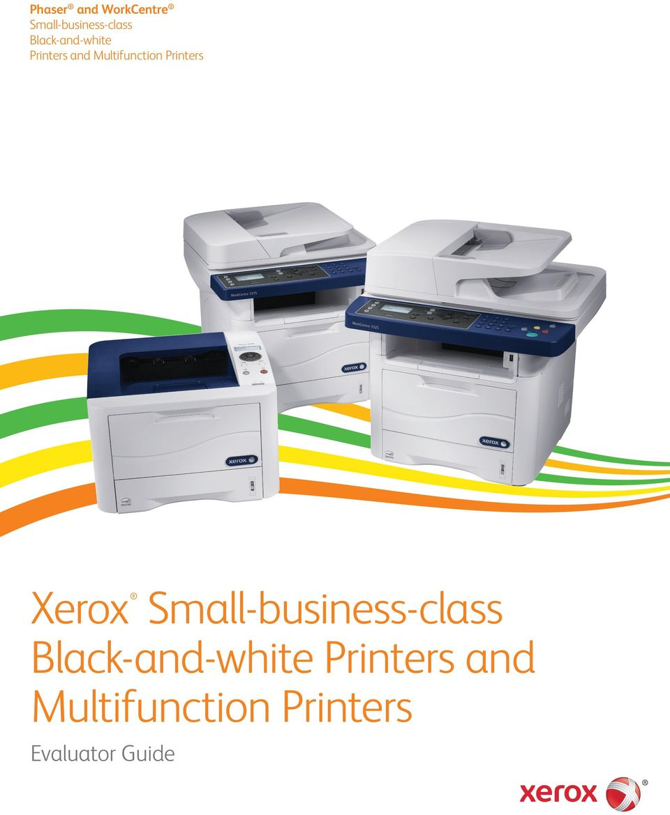 Printers Xerox Small-business-class