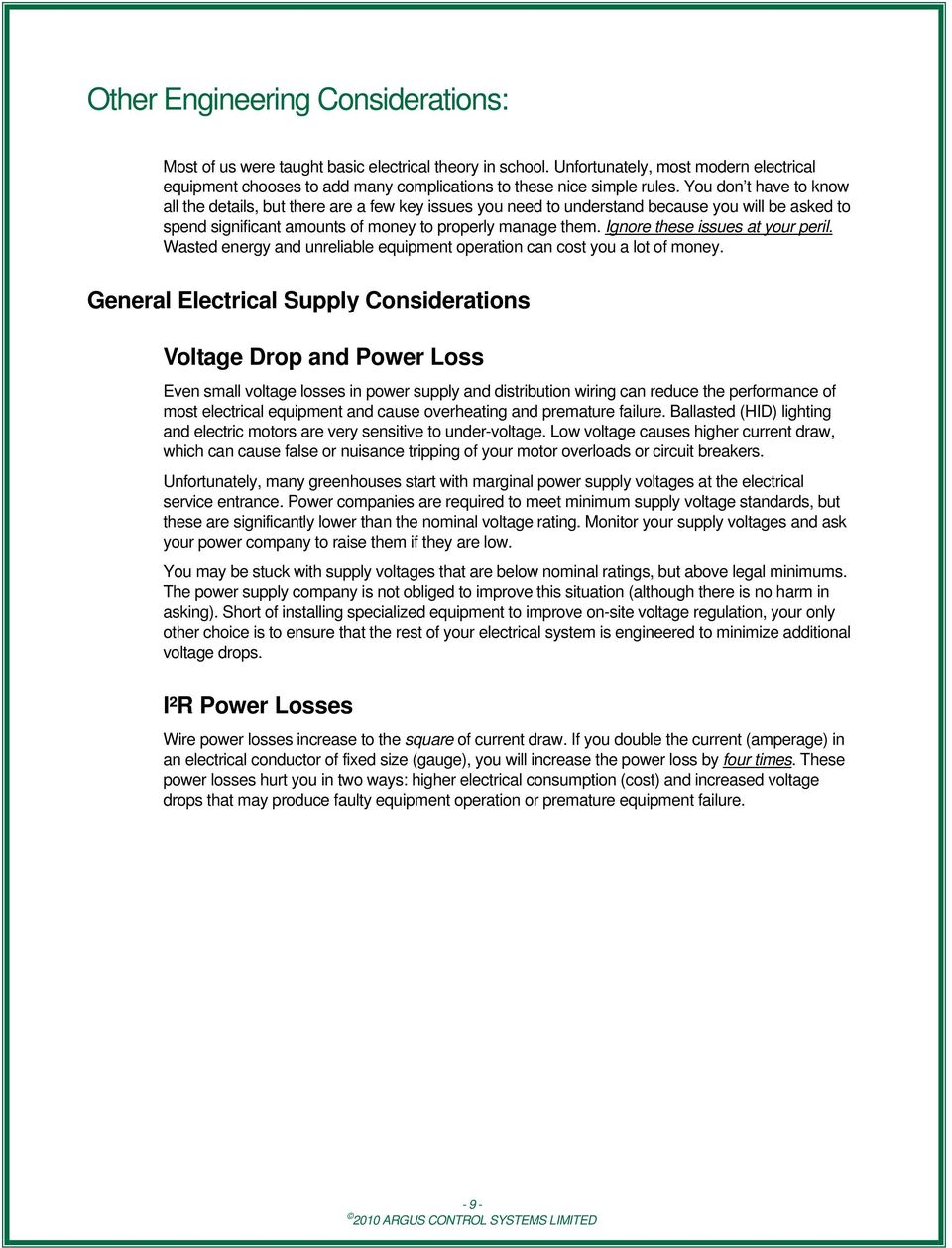 Greenhouse electrical design considerations application note pdf you don t have to know all the details but there are a few key greentooth Image collections