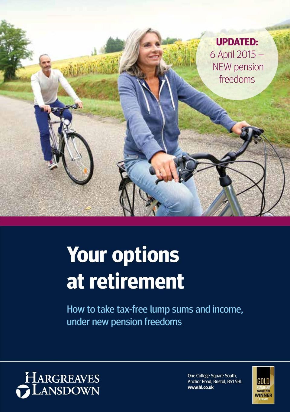 sums and income, under new pension freedoms One