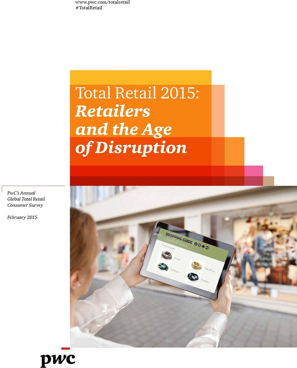 Retail 2015: Retailers and the Age of