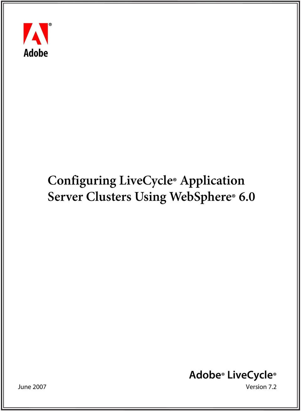 Using WebSphere 6.
