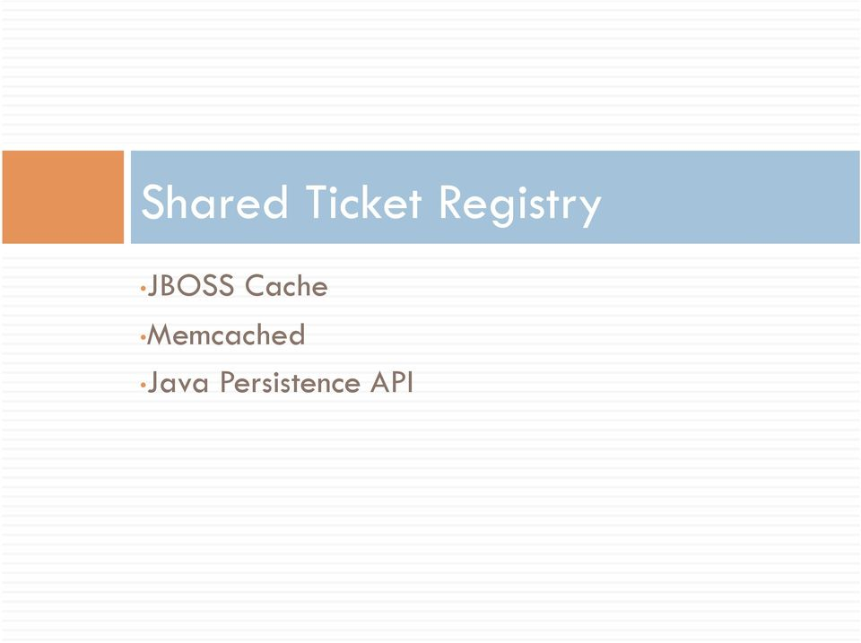 Cache Memcached