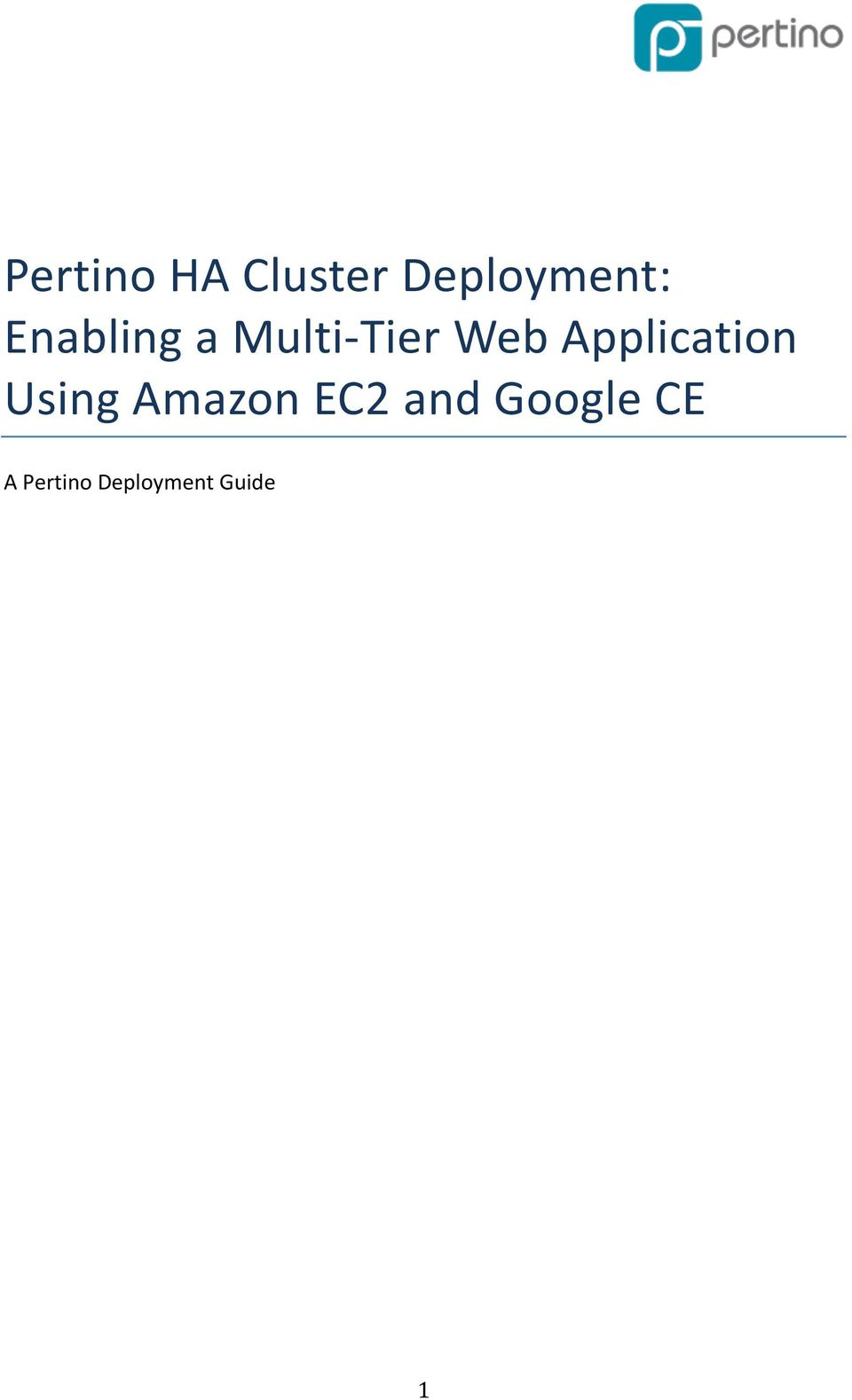 Application Using Amazon EC2 and