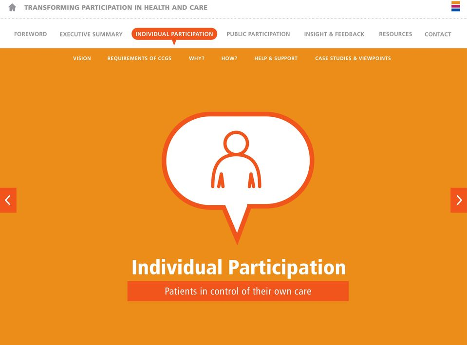VIEWPOINTS Individual Participation