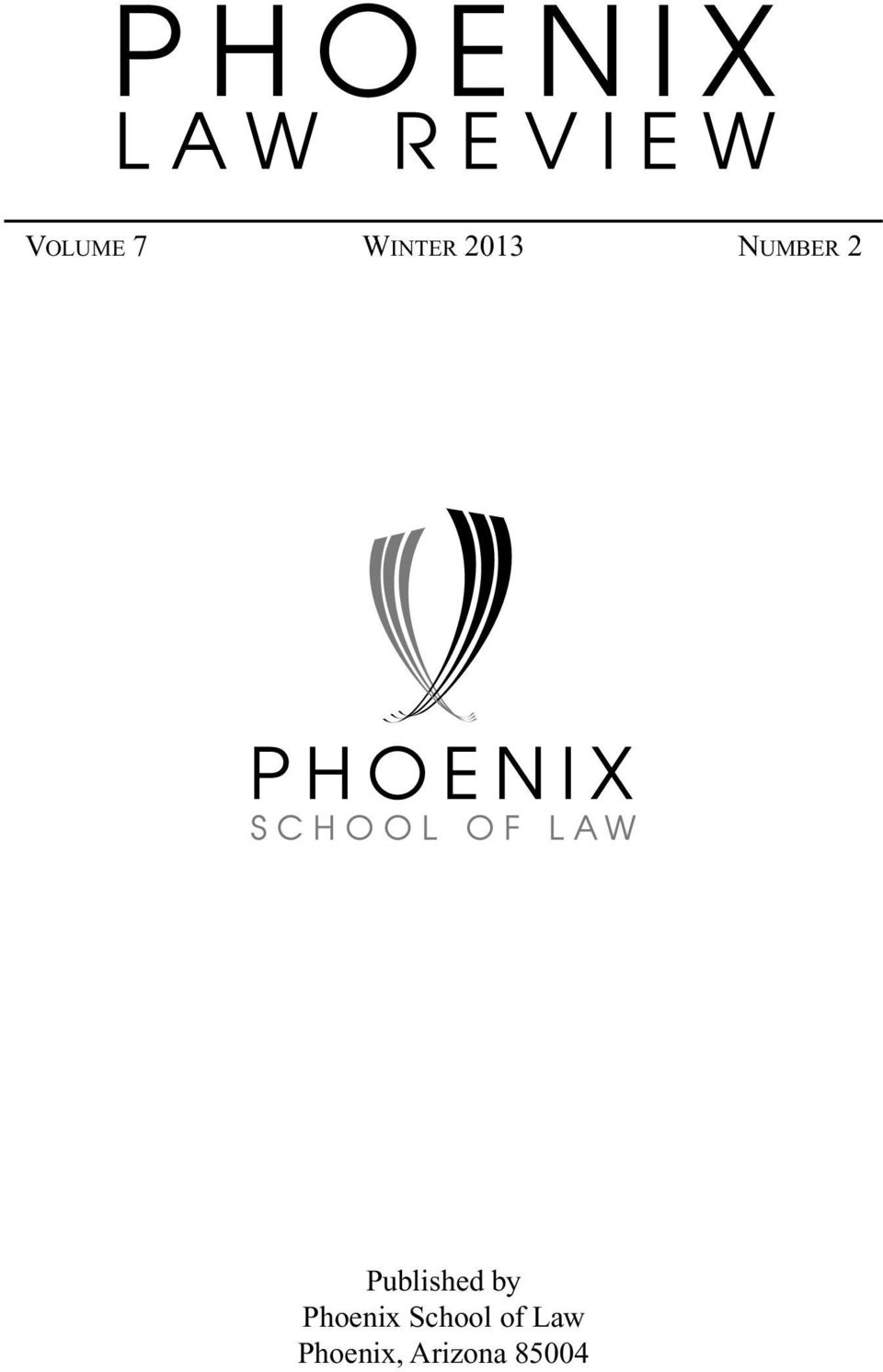 Published by Phoenix