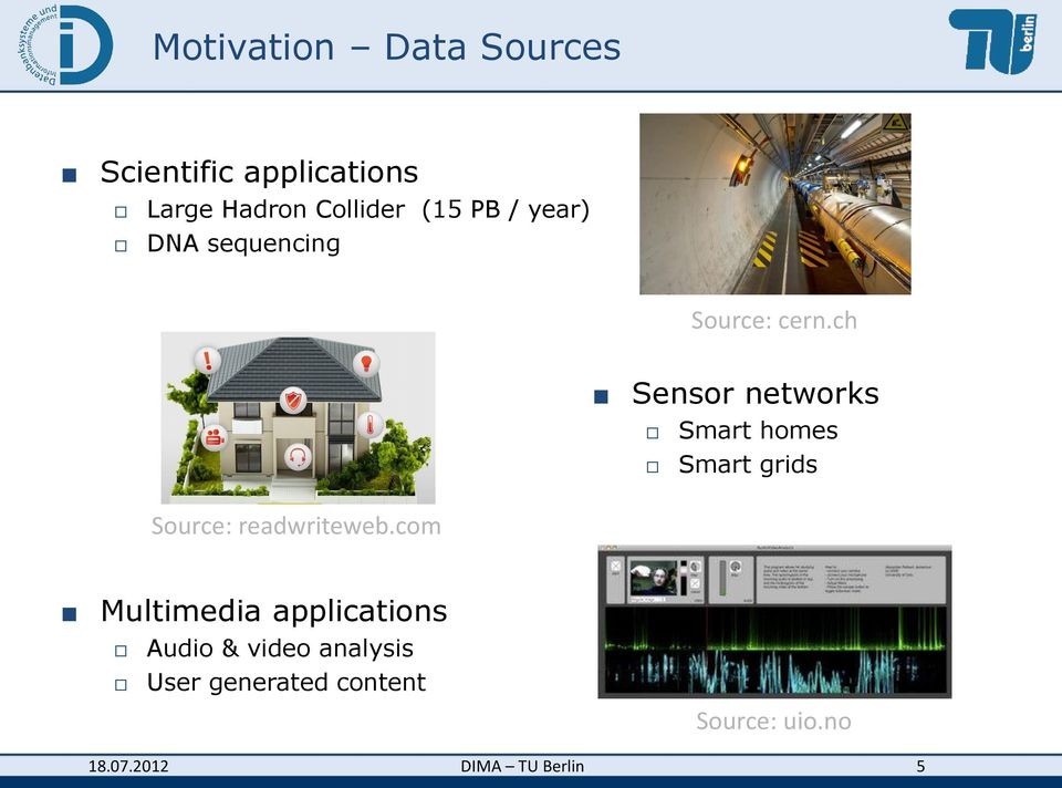 ch Sensor networks Smart homes Smart grids Source: readwriteweb.