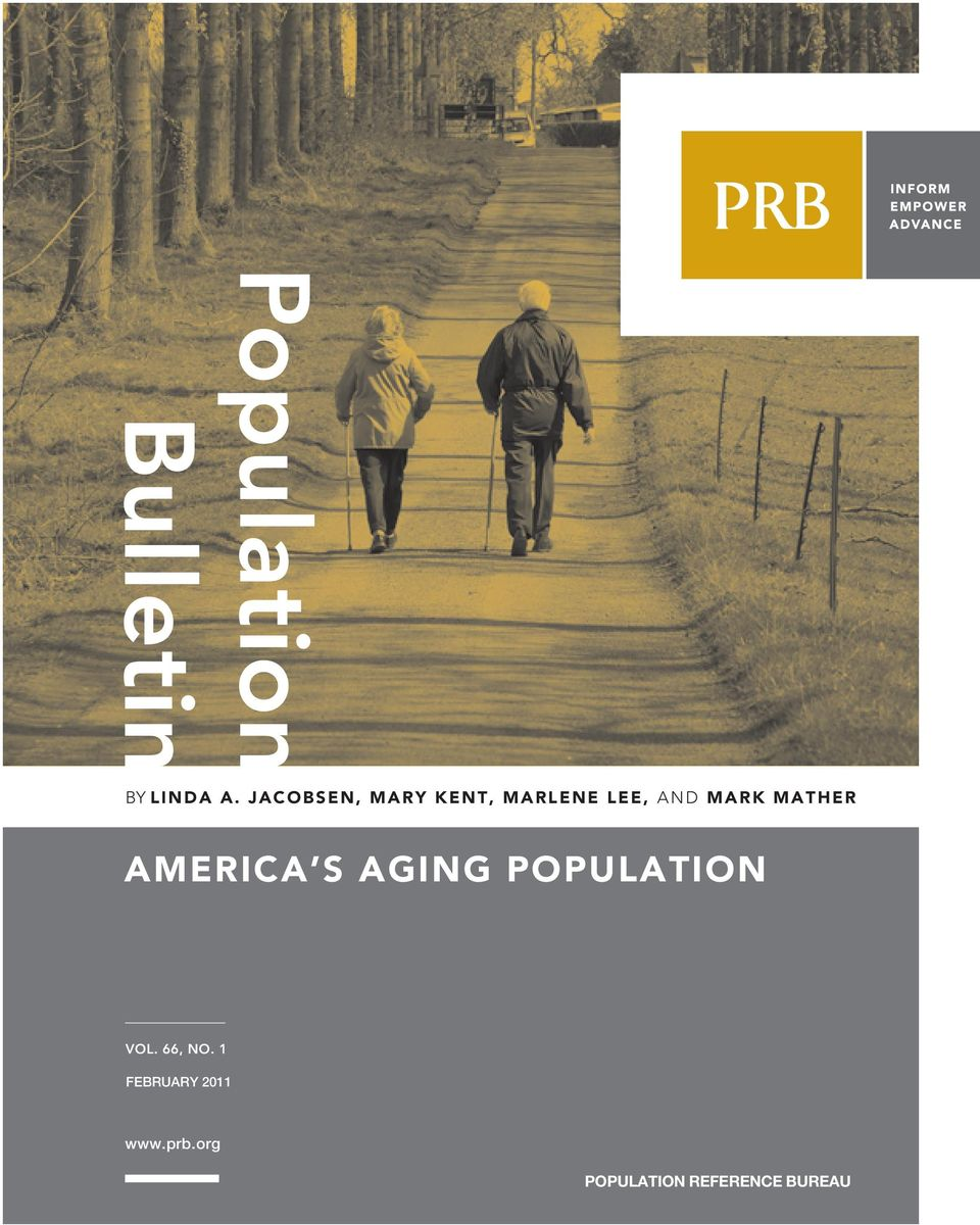 mather america s aging population Vol.
