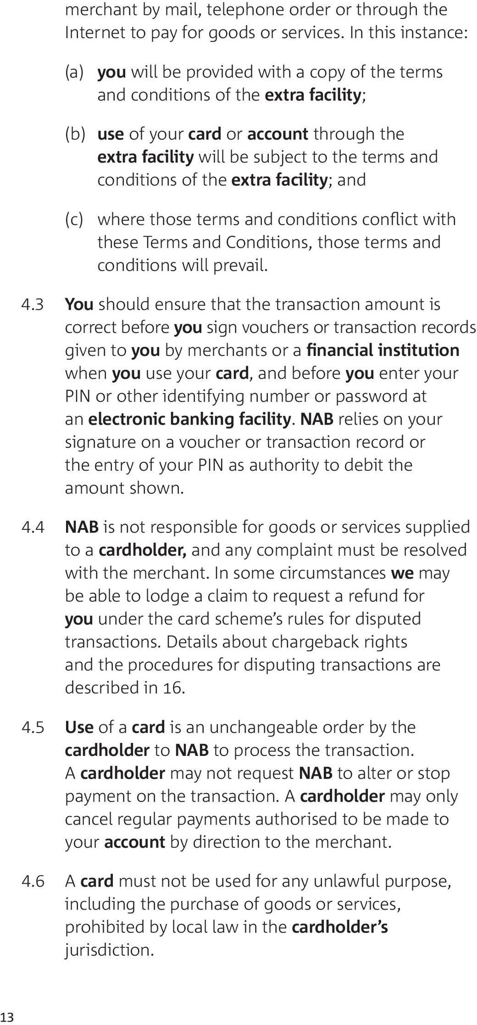 how to pay anz credit card from nab