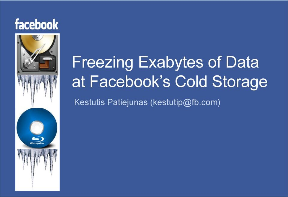 Cold Storage Kestutis