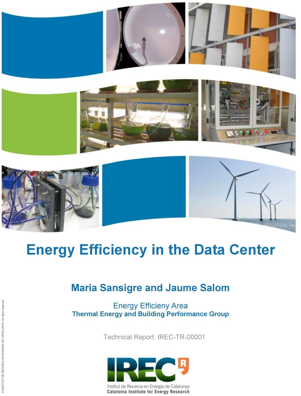Efficieny Area Thermal Energy and