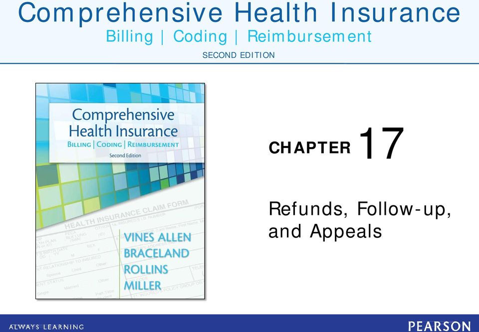 Reimbursement SECOND EDITION