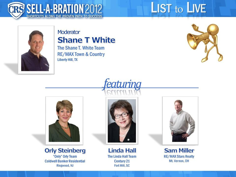 featuring Only Orly Team Coldwell Banker Residential