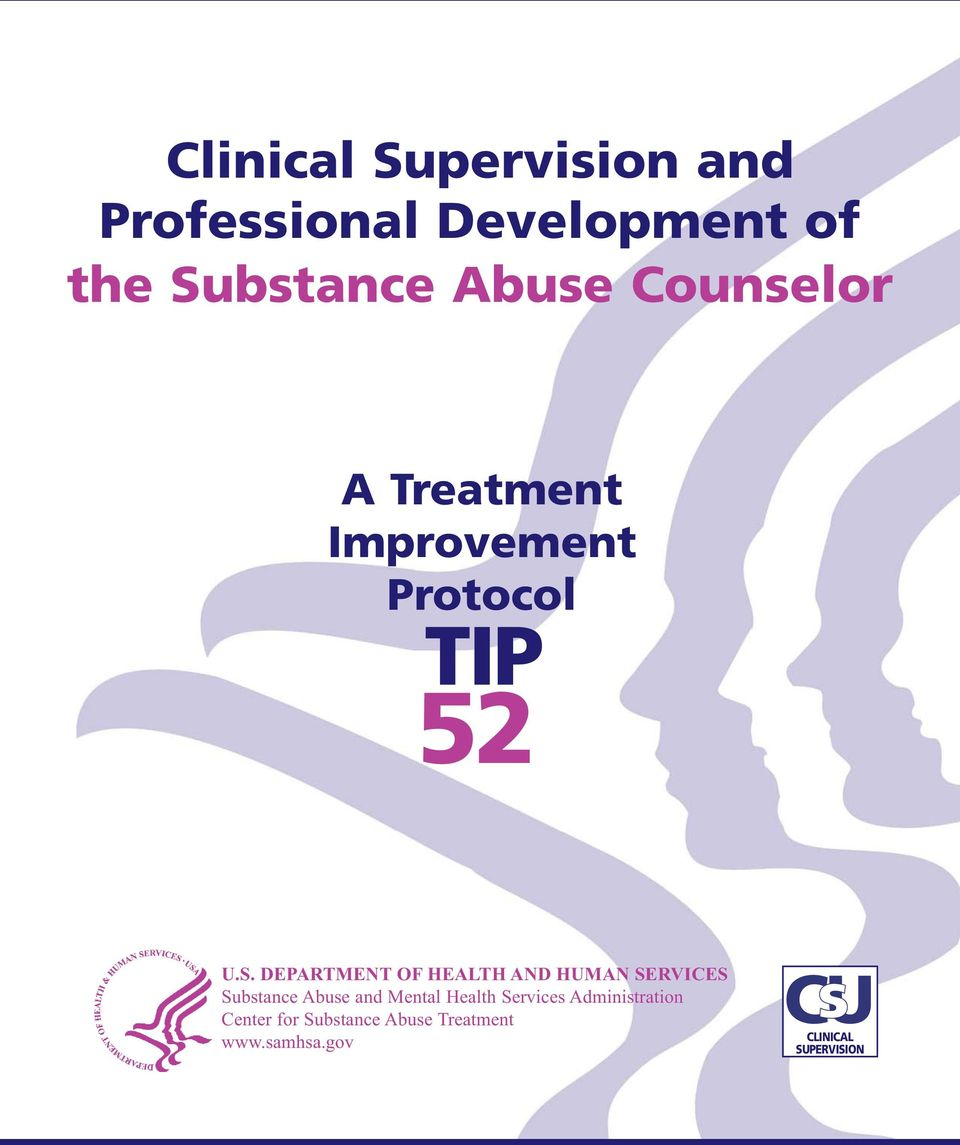 DEPARTMENT OF HEALTH AND HUMAN SERVICES Substance Abuse and Mental Health