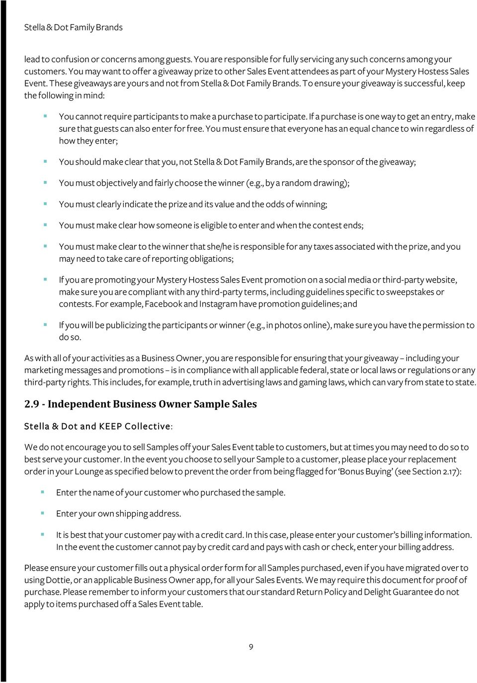 INDEPENDENT BUSINESS OWNER POLICIES PROCEDURES PDF – Sample Local Purchase Order