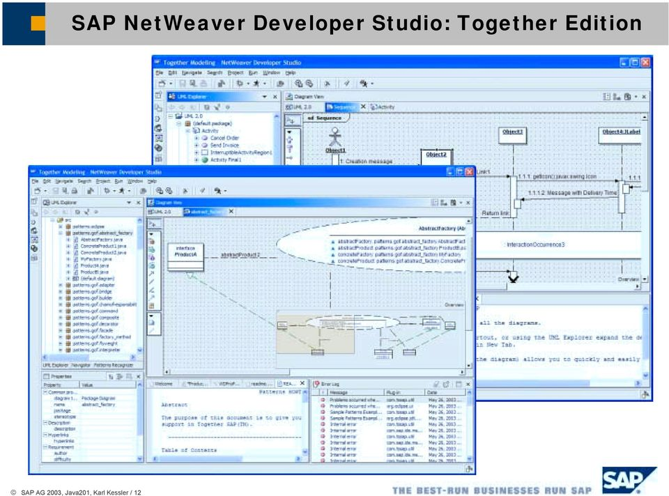 Together Edition SAP