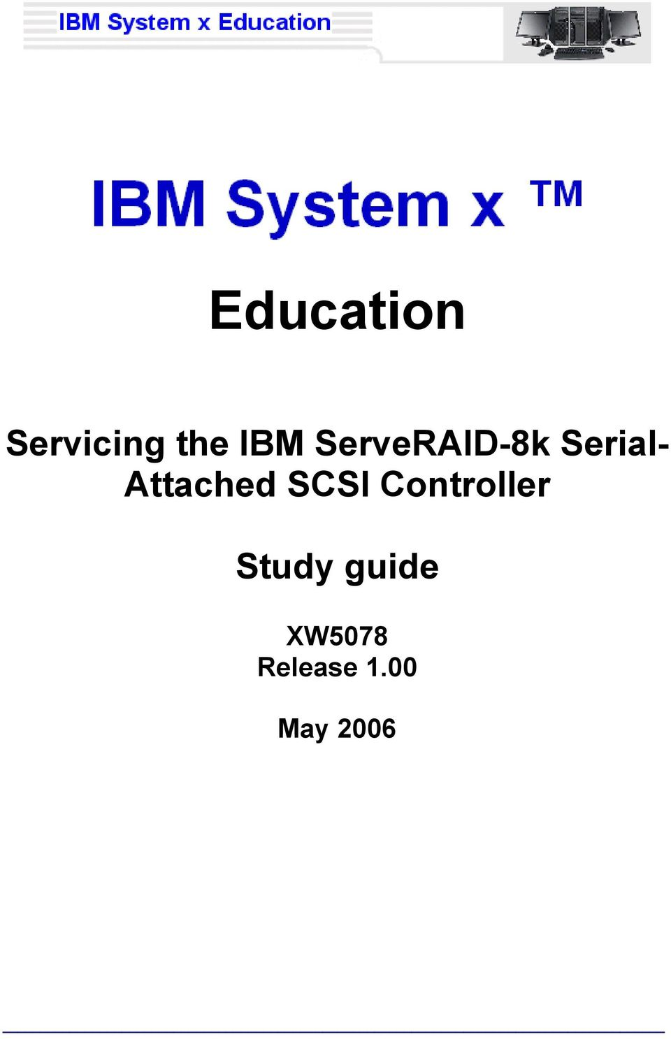 Attached SCSI Controller