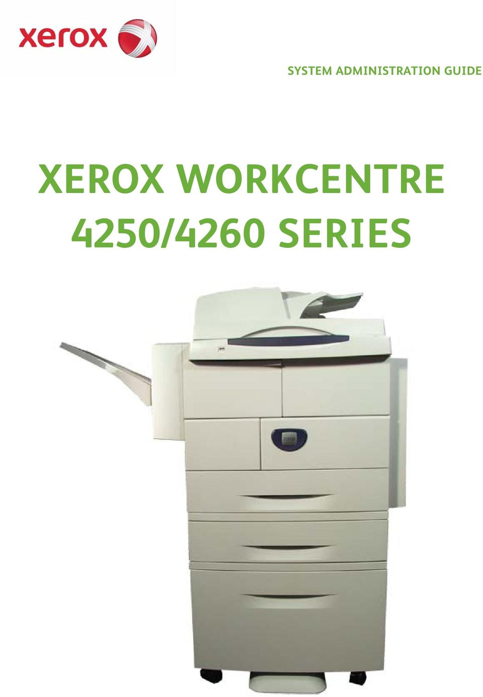 Series Xerox WorkCentre 4260
