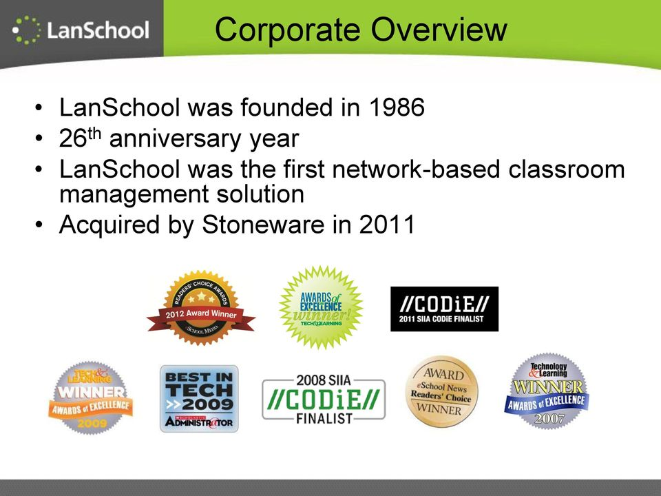was the first network-based classroom