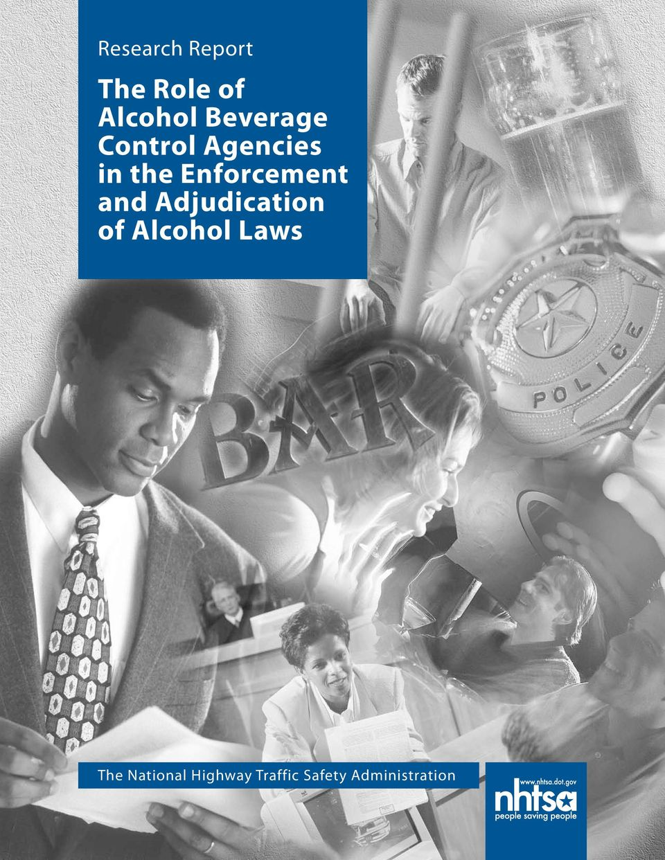 Enforcement and Adjudication of Alcohol