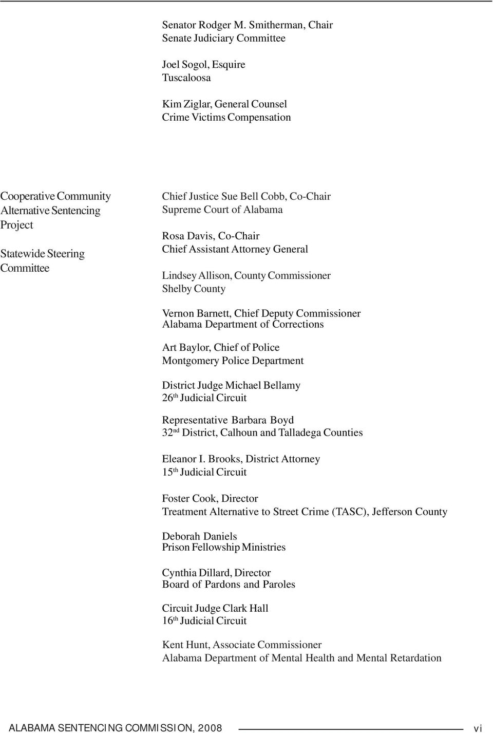 Alabama Sentencing Commission - PDF