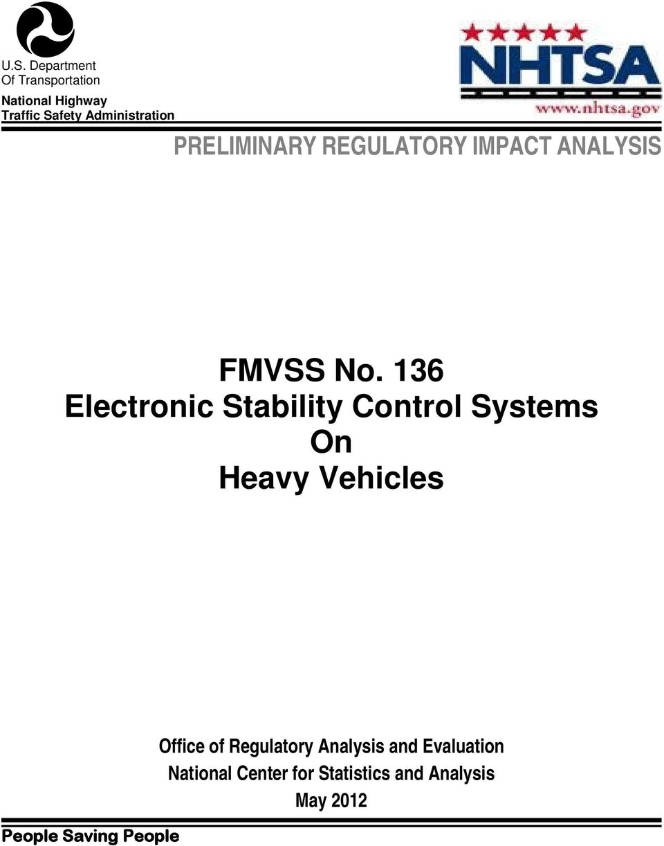 136 Electronic Stability Control Systems On Heavy Vehicles People Saving