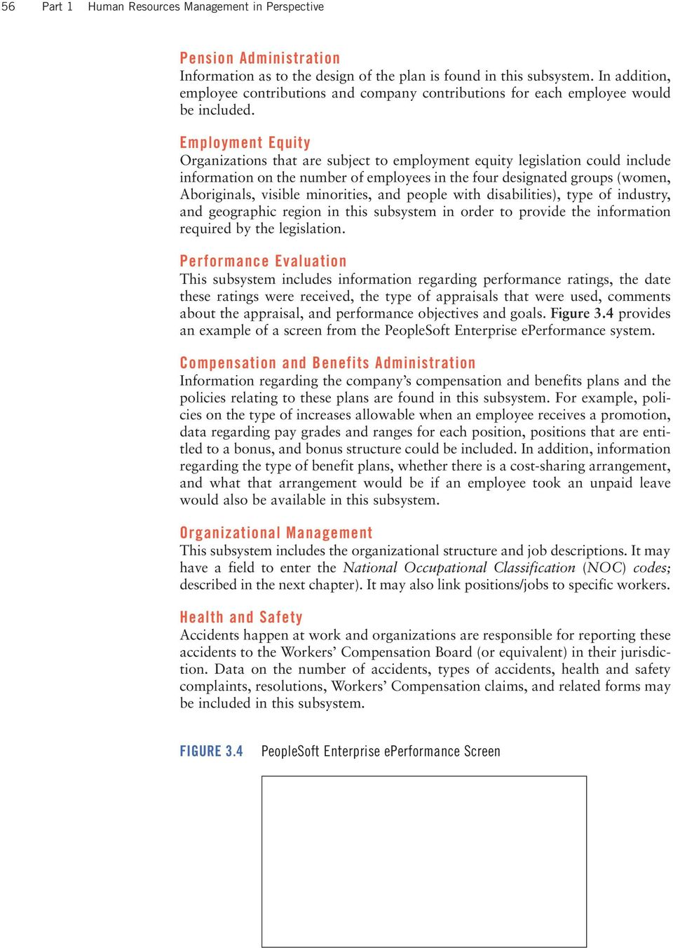human resources management and technology pdf employment equity organizations that are subject to employment equity legislation could include information on the number 9 chapter 3 human resources