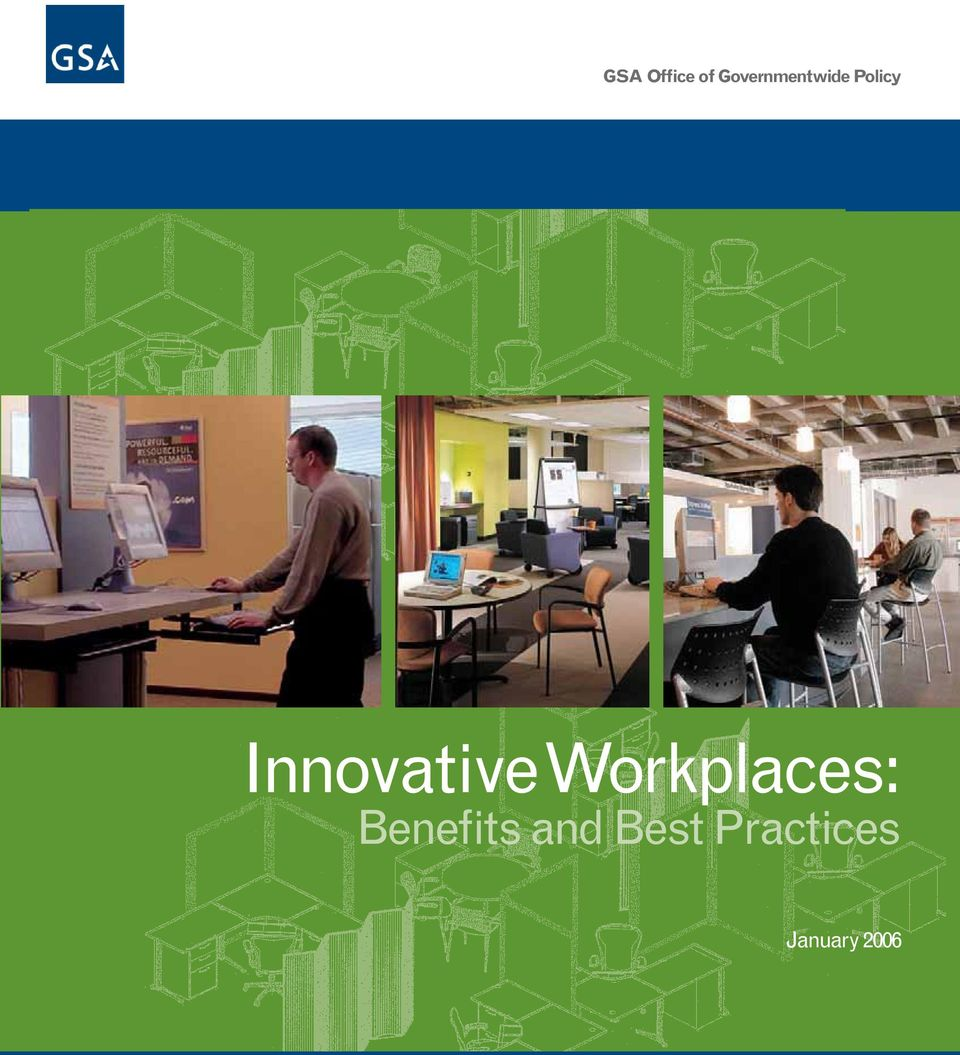Innovative Workplaces: