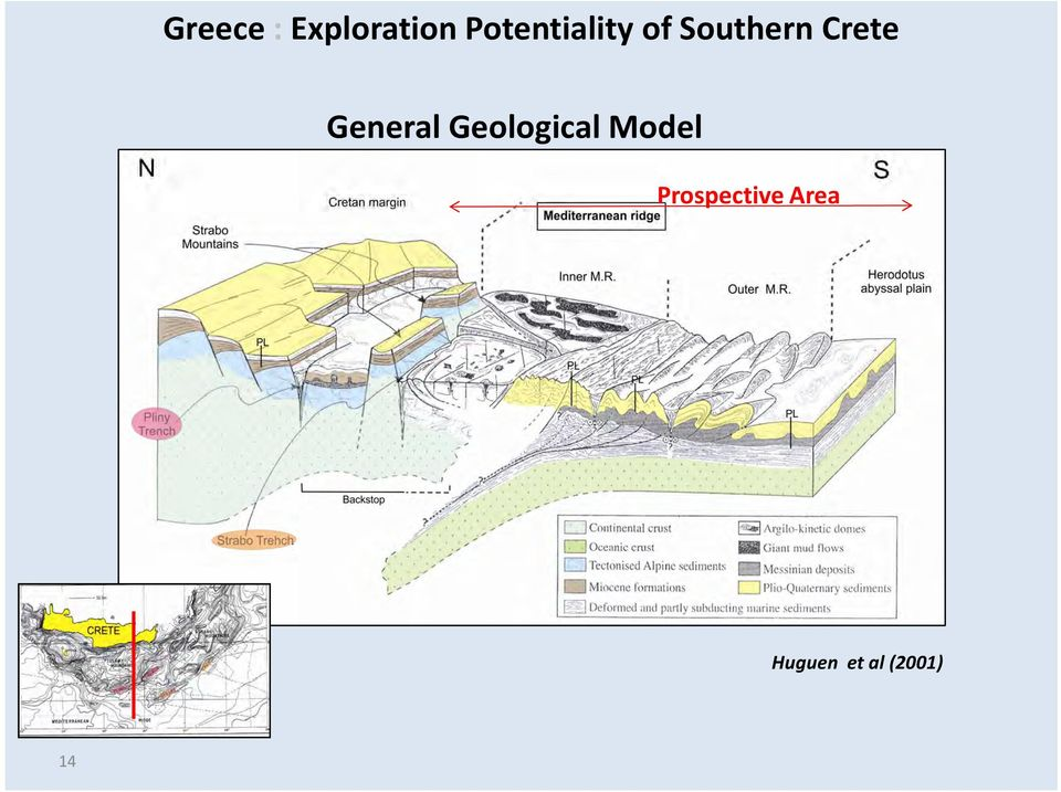 Crete General Geological