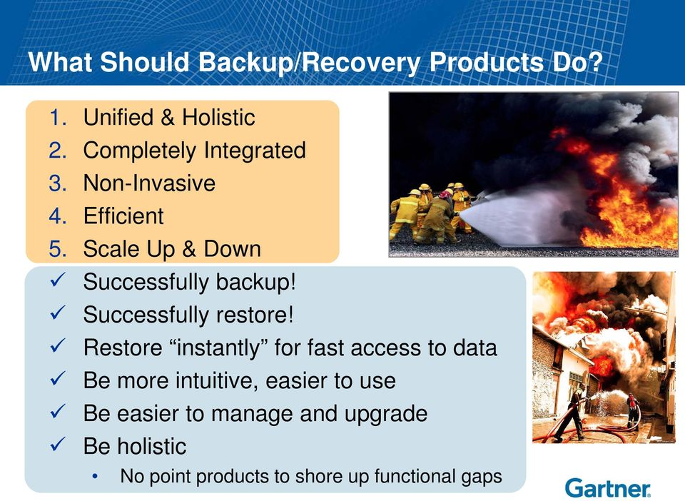Scale Up & Down Successfully backup! Successfully restore!