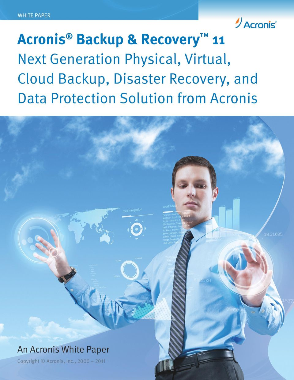 Recovery, and Data Protection Solution from