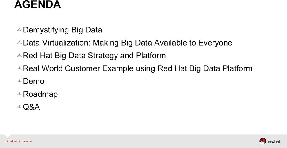 Data Strategy and Platform Real World Customer