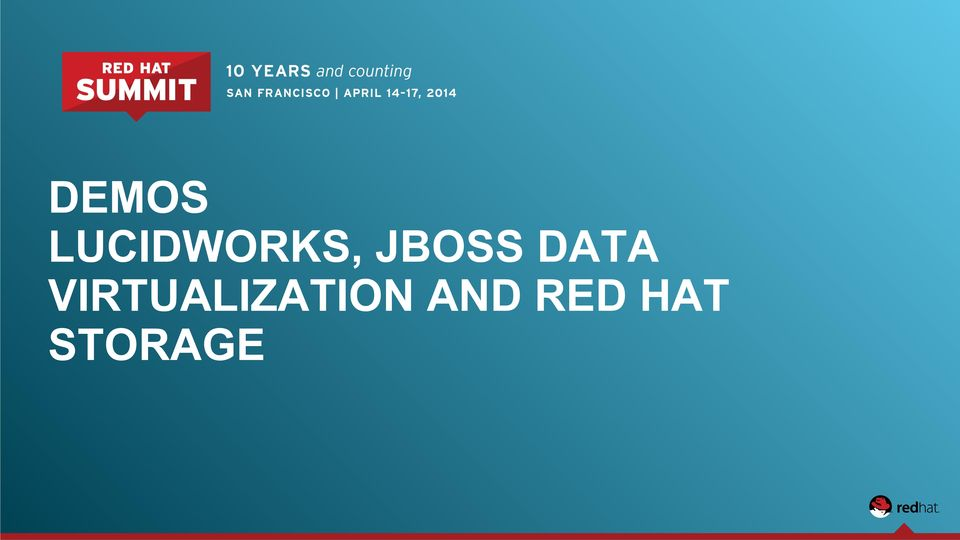 JBOSS DATA
