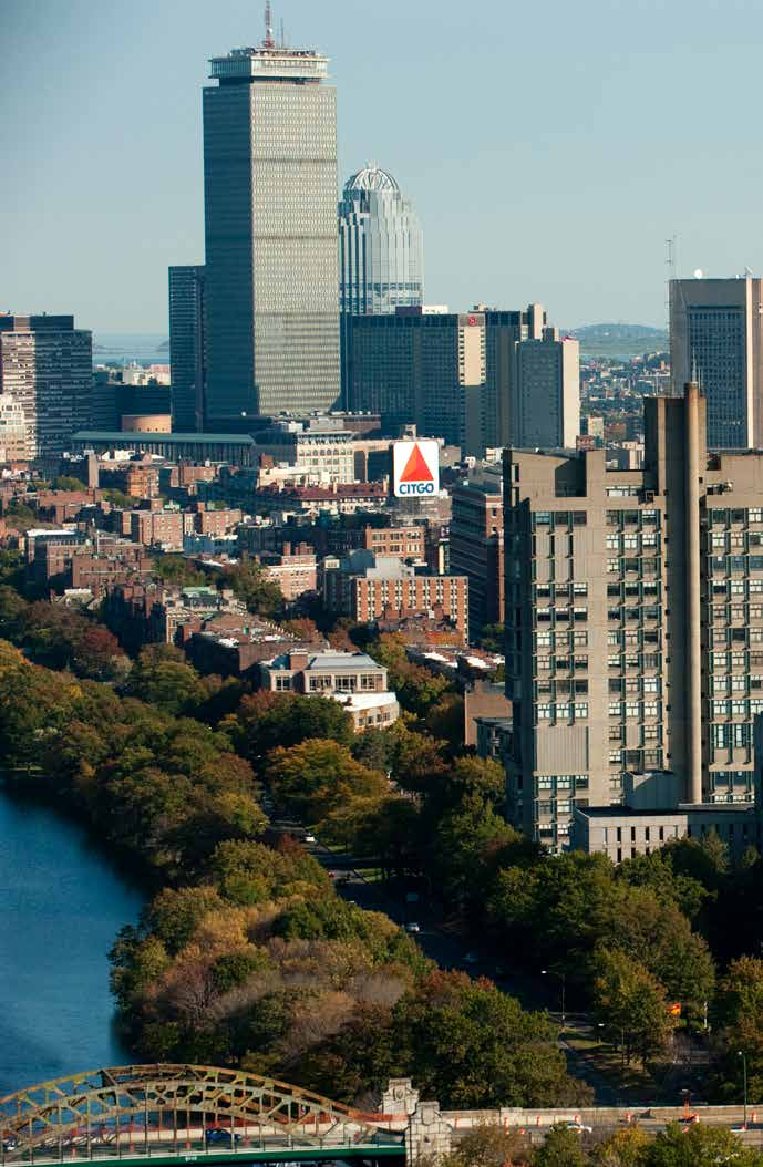Welcome to one of the most international schools in the world. With more than 30,000 students, Boston University (BU) is the fourth-largest independent university in the United States.
