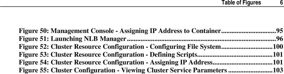 .. 96 Figure 52: Cluster Resource Configuration - Configuring File System.