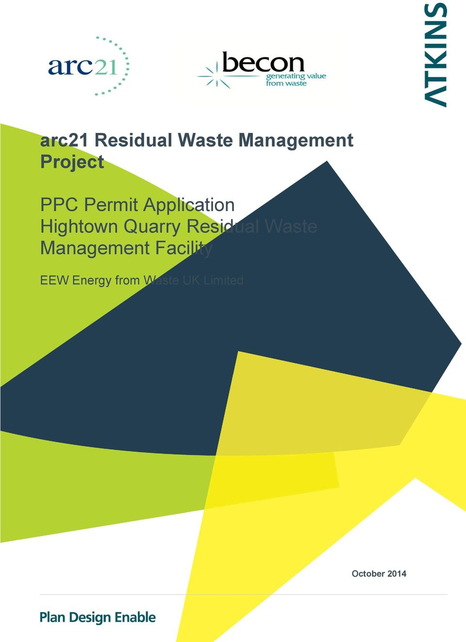 Residual Waste Management Facility EEW