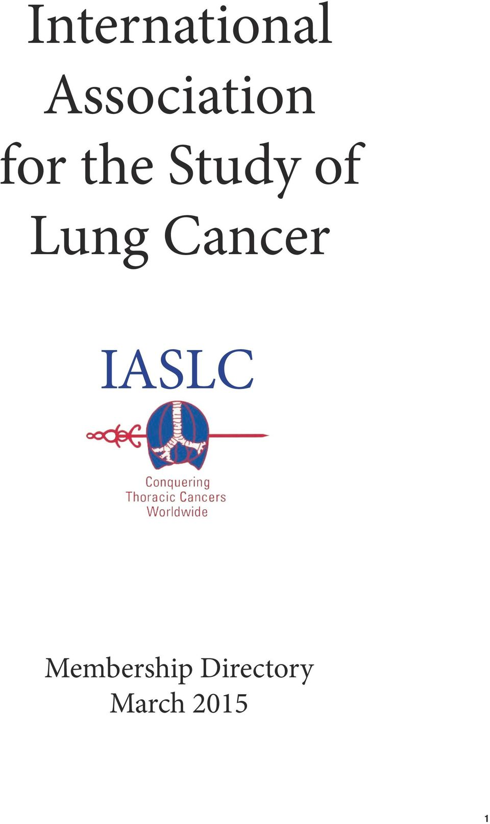 Study of Lung Cancer