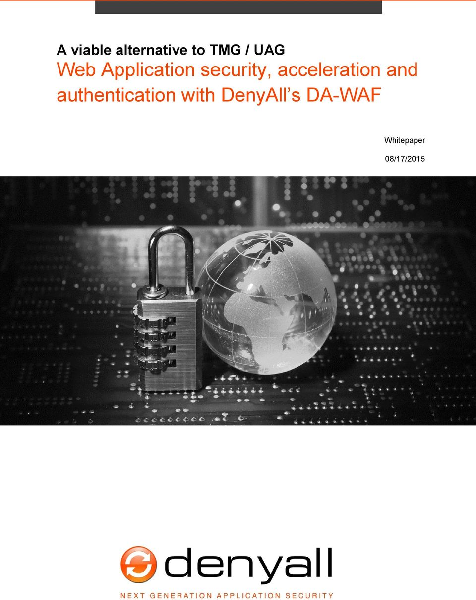 acceleration and authentication