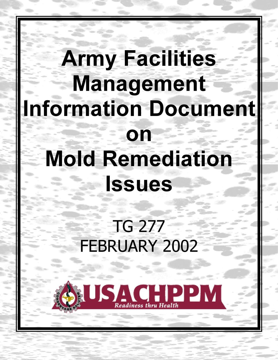 Document on Mold