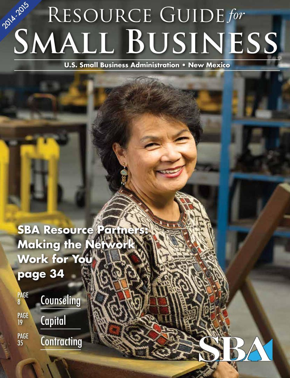 Small Business Administration New Mexico SBA