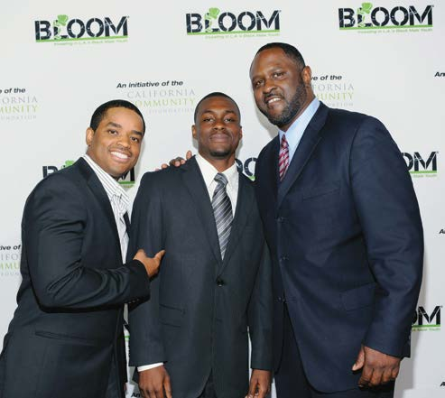 CHAPTER 2 02 Helping Young Black Men BLOOM in Los Angeles County BLOOM is the only major philanthropic initiative specifically focused on black male youth involved in the delinquency system.