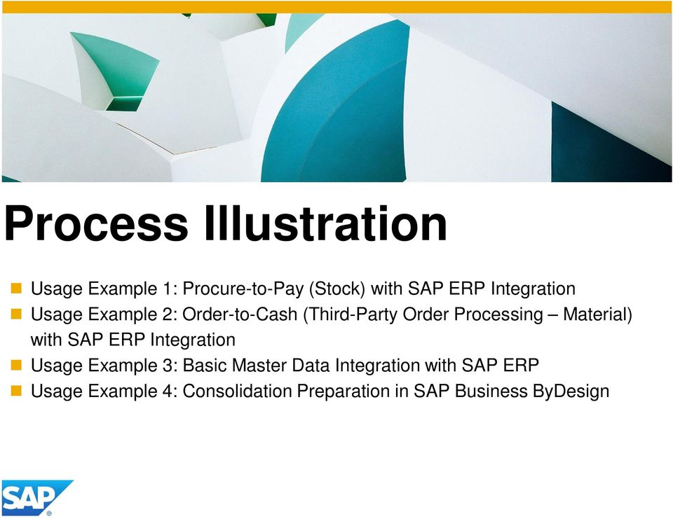Material) with SAP ERP Integration Usage Example 3: Basic Master Data